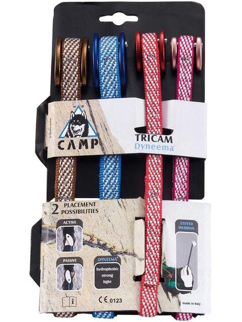 Camp Tri Cam Dyneema Set 0.5-2.0